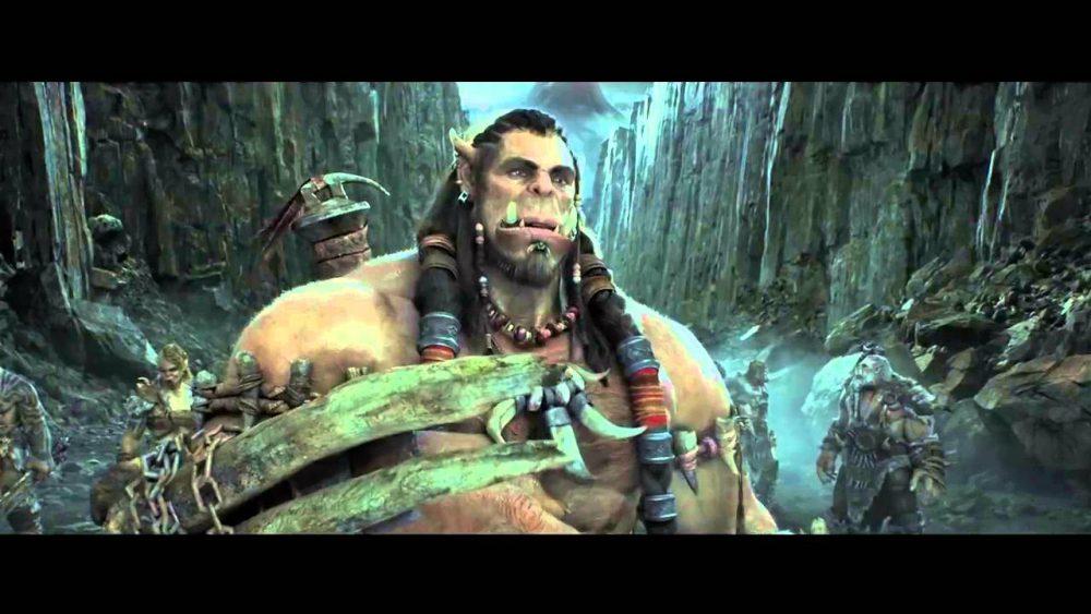 Второй официальный трейлер к фильму Warcraft