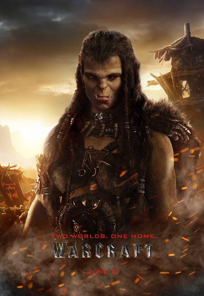 Постер к фильму с Дрекой
