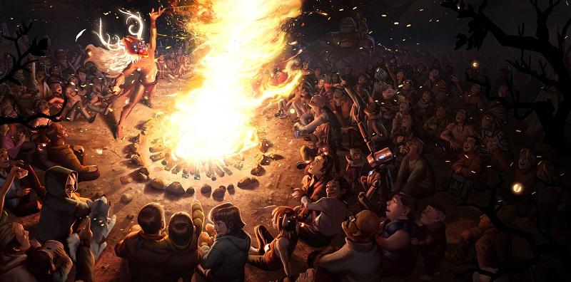 Bonfire Studios - Встречаем новую студию, состоящую из бывших сотрудников Blizzard