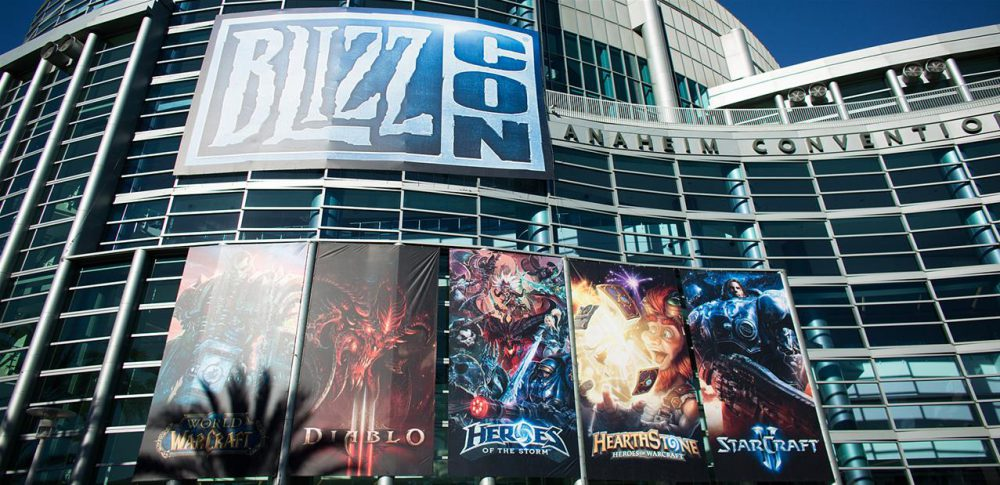 Выставка BlizzCon 2016