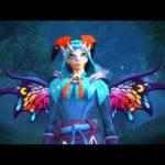 Новый комплект для трансмогрификации «Крылья летучего хамелеона»