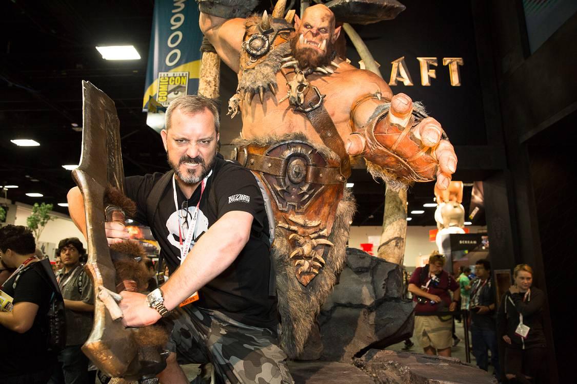 chris metzen in warcraft movie interview duncan jones